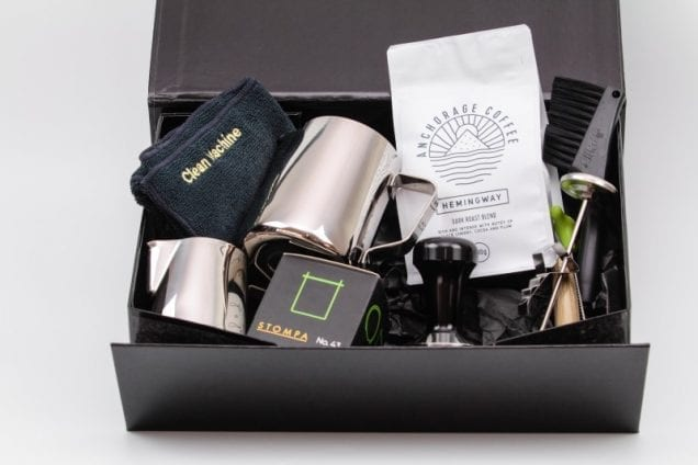 Barista Pack box